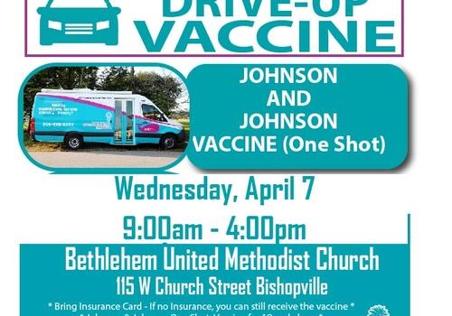 CareSouth Carolina hosting Johnson & Johnson vaccine clinic (Wednesday, April 7)