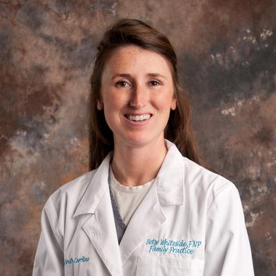 Jane Elizabeth Farner Whiteside (Betsy), FNP