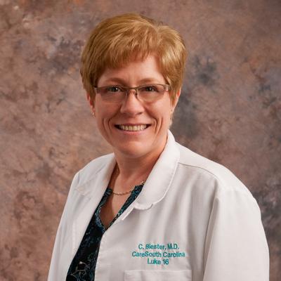 Christina Biester, M.D.