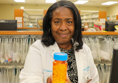 CareSouth Carolina's Tammie Robinson, PharmD, named MTM Pharmacist of the Year