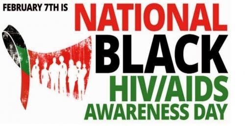 February 7 is National Black HIV/Aids Awareness Day