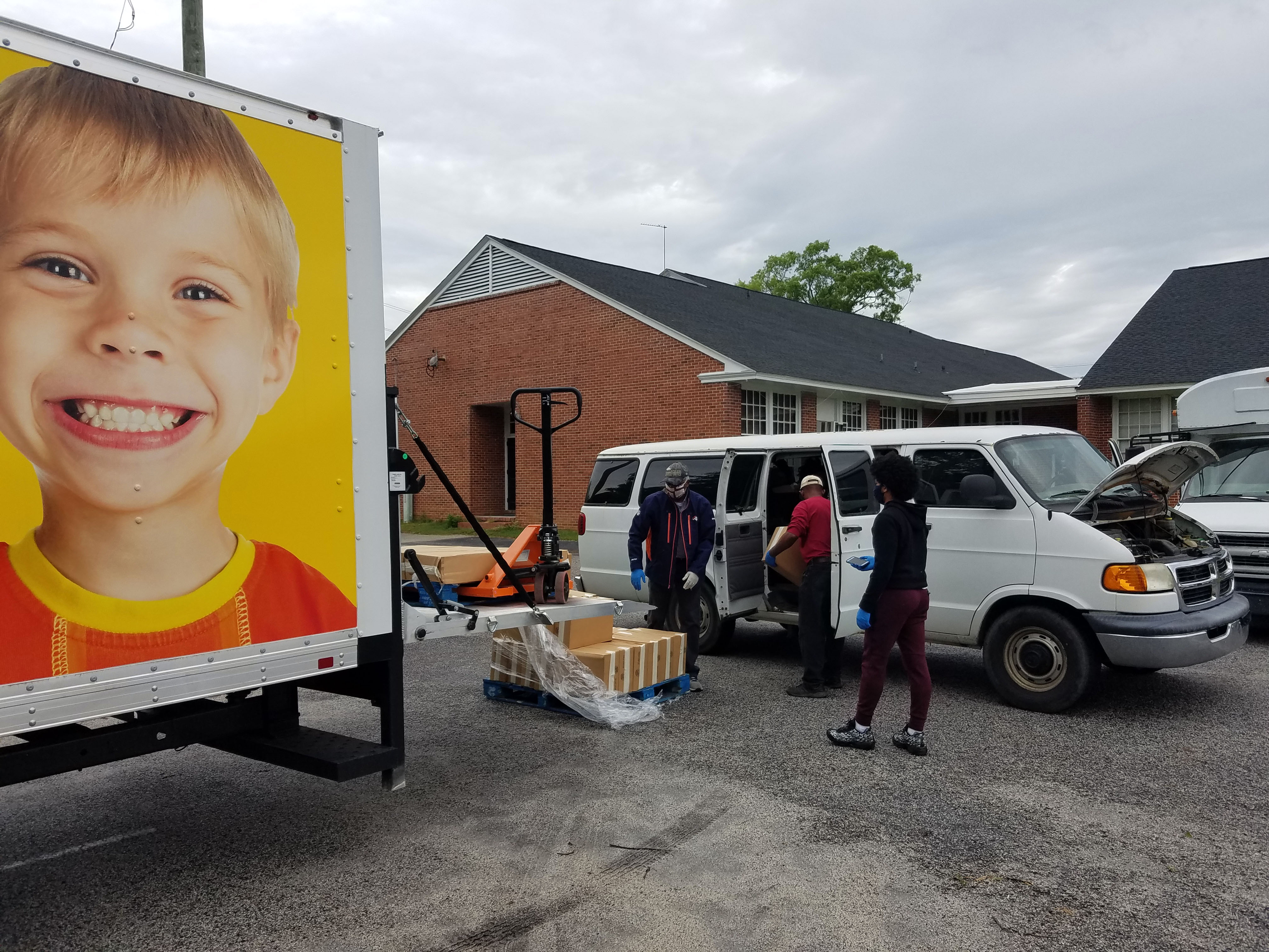 Community organizations partner to deliver food in Chesterfield County