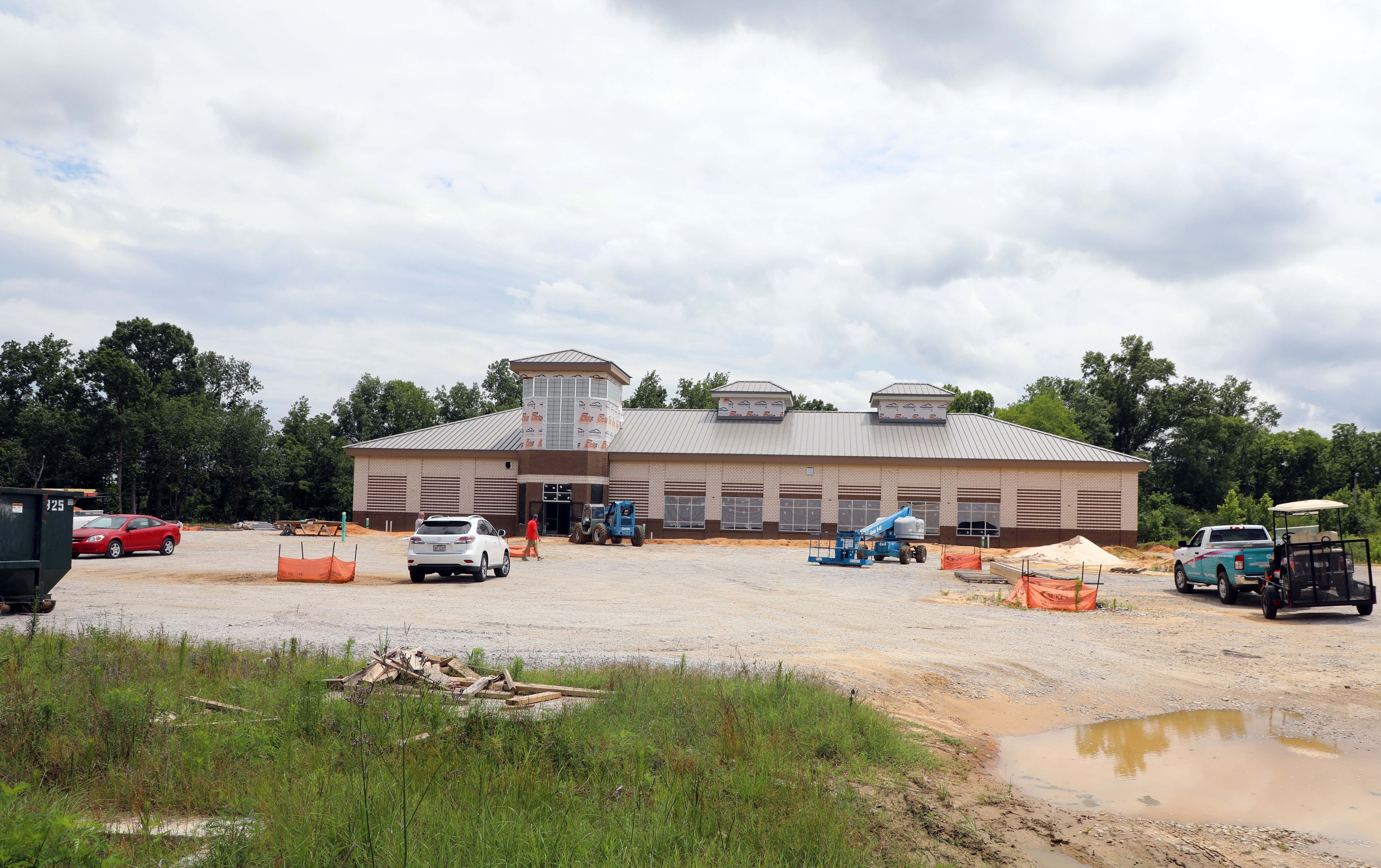 Photo Gallery: New Chesterfield Building Construction (June 22, 2020)