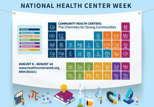 CareSouth Carolina celebrating National Health Center Week