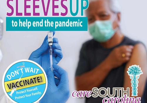 CareSouth Carolina working to address racial disparities in COVID-19 vaccination